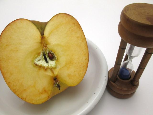 りんご 変色 防止