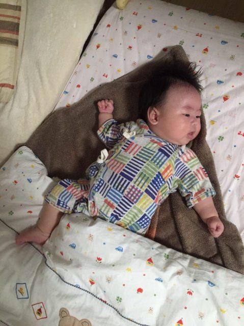 冬 赤ちゃん 布団