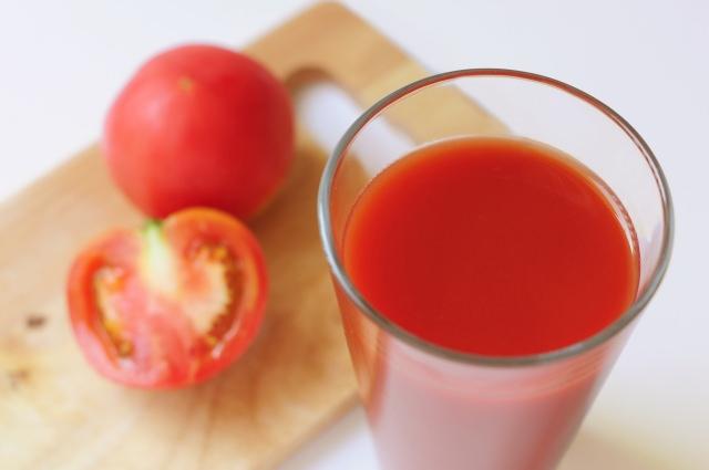 トマトジュース 効能