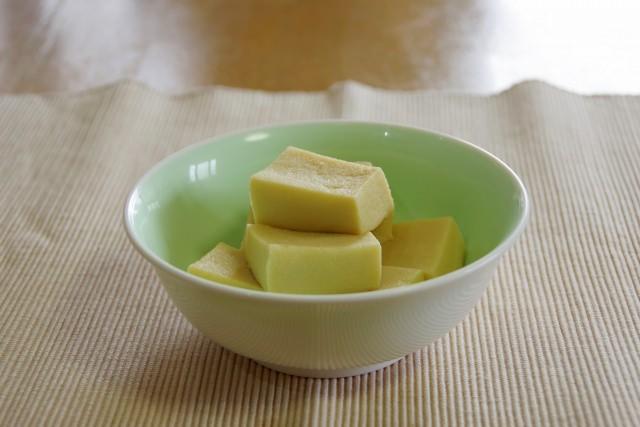 高野豆腐 戻し方