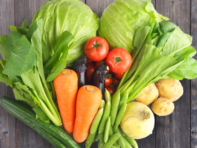 有機野菜 無農薬野菜 違い