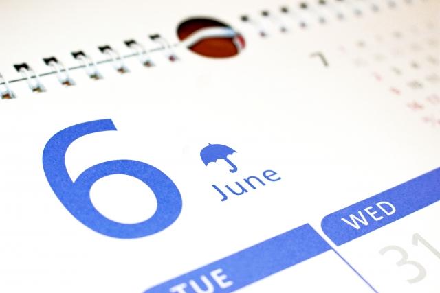 五月雨 五月雨式 意味