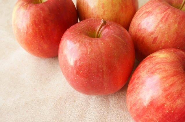 干しりんご 効果 効能