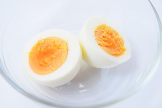 ゆで卵 食べ過ぎ
