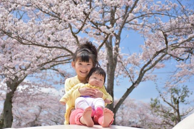春 赤ちゃん 服装