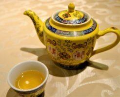 ジャスミン茶 効果 効能