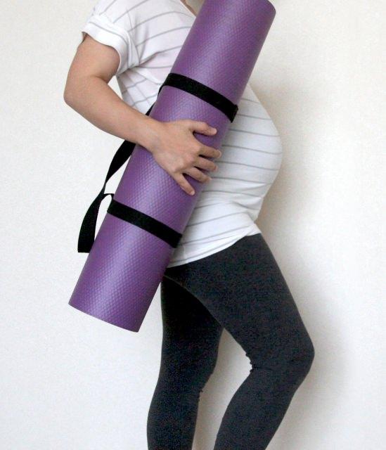 妊娠中 運動