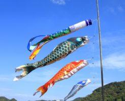 鯉のぼり 飾り 意味