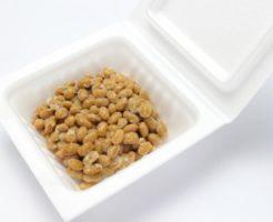 納豆 白い ブツブツ