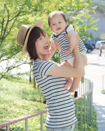 赤ちゃん 梅雨 服装