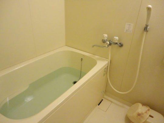 お風呂 残り湯 洗濯