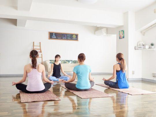 瞑想 効果